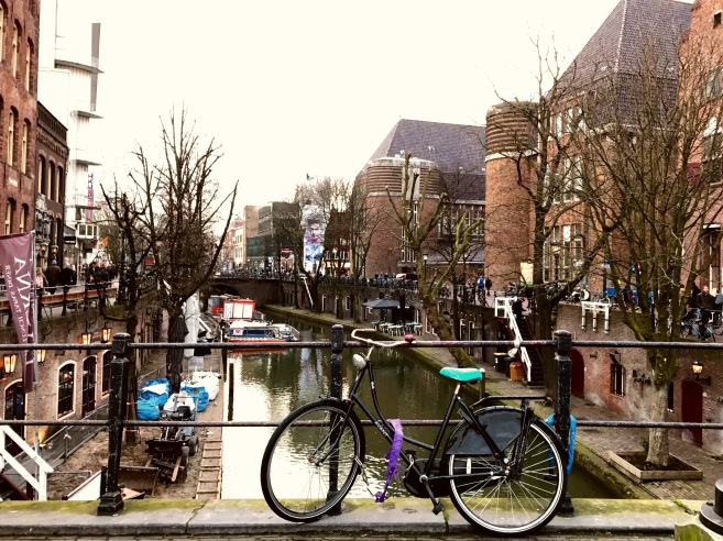 Utrecht bicycles